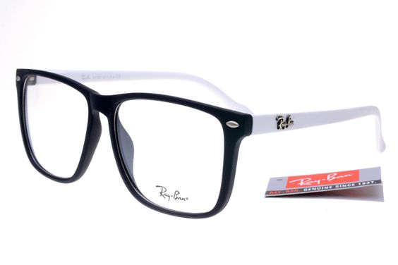 mens oakley sunglasses on sale urww  Ray-Ban Square 2428 Black White Frame Transparent Lens RB1126  My Style   Pinterest