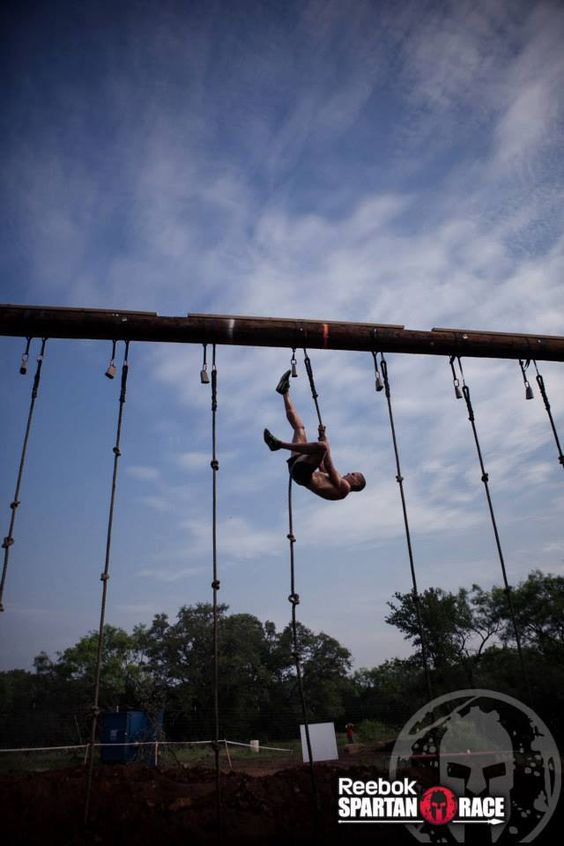 Spartan Race - I got so close to the top last time. I will get it next time!   #vitaminshoppecontest