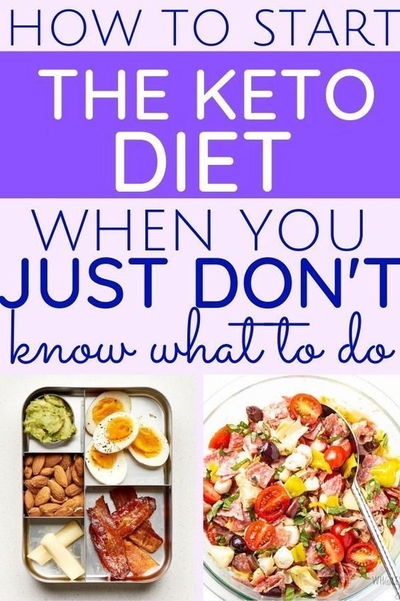 How to Start the Keto Diet for Complete Beginners (Hint: It's Easier Than You Think!) — Home Boss