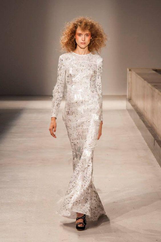 Paris Fashion Week SS 2014 | GOSIA BACZYŃSKA