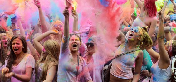 #festival of #colors