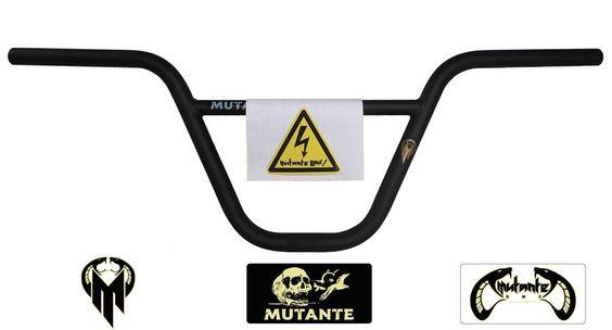 """MANUBRIO PRO MODEL 9"""" x 29"""" $899 PESOS ! SEGUIMOS FESTEJANDO CON OFERTAS !  (100% CHROMOLY HEAT TREATED (TRATADO CON CALOR) MEDIDA: 9"""" x 29"""" PROCESO 13DB GRABADO LASER 450 GRAMOS PINTURA ELECTROSTATICA BLACK ED ( NEGRO MATE ) Mutante BMX, La Mejor Compañía ! TIENES DUDAS ? ESCRIBE A: FACEBOOK inbox Mutante BMX email: mutantebmx@hotmail.com WHATSAPP (Solo mensajes) 3313826028 O LLAMANOS: TEL: 01 33 38 61 19 50 MAS DE 25 AÑOS DE ENVIOS NOS RESPALDAN ¡ #MutanteBMX #RockingTheCity"""
