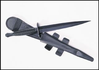 Sykes-Fairbairn commando knife.  Huh, I actually have one of these.