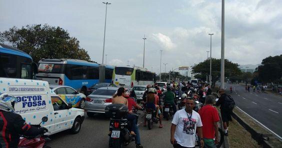 Esquadrão Antibomba detona objeto na Barra, Zona Oeste do Rio, diz PRF