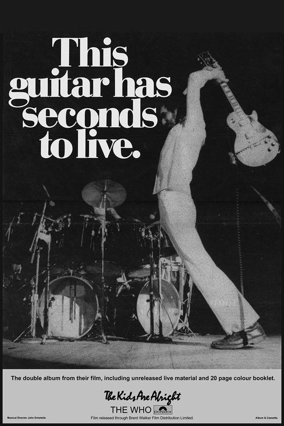Happy birthday Pete Townshend!