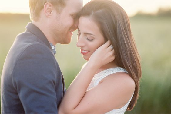 Erica and Travis // Finley Wildlife Refuge engagement session // Corvallis, OR