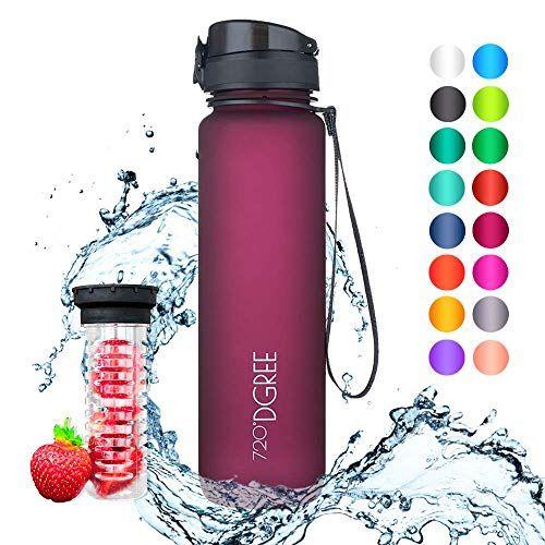 720 Dgree Uberbottle Leakproof Water Bottle 1 Liter 1l