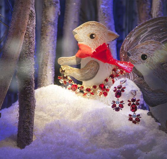 Best Christmas Windows, Christmas Windows New York 2016, New York Christmas Windows, New York Christmas Windows 2016, Lord & Taylor, Lord & Taylor Christmas Windows 2016, Lord & Taylor Holiday Windows 2016