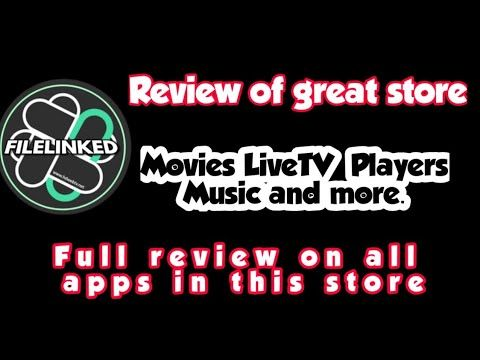 Filelinked Store Review This Store Has Movies Adult Music Players