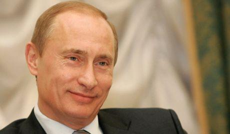 プーチン:
