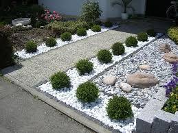 anlegen eines steingartens im vorgarten – bankroute, Garten und erstellen
