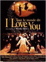 Tout le monde dit I love you de Woody Allen