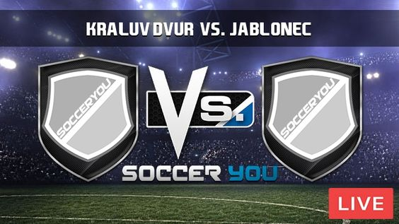 Kraluv Dvur vs. Jablonec Live Stream  https://goo.gl/IXGtT9