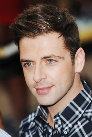 Markus (Mark) Feehily from Westlife! One of the best voices I've ever heard.