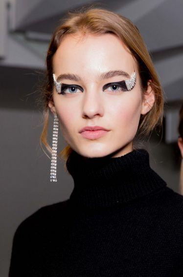[i wear too much eyeliner & that's just fine. ] @voguemagazine @DriesVanNoten @MarcBeauty @Burberry @anthonyvacc