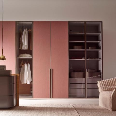 Kleiderschrank Ethan Von Ligne Roset Bild 10 In 2020 Ankleideraum Design Kleiderschrank Und Luxus Kleiderschrank