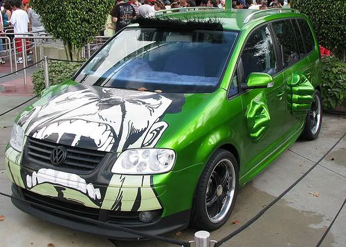 Show The Hulk Car The Hulk Car From Tokyo Drift Reminds Me Of