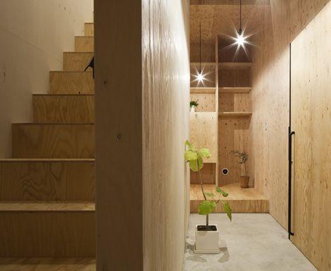 Ant House in Shizuoka, Makinohara, Japan by mA-style architects