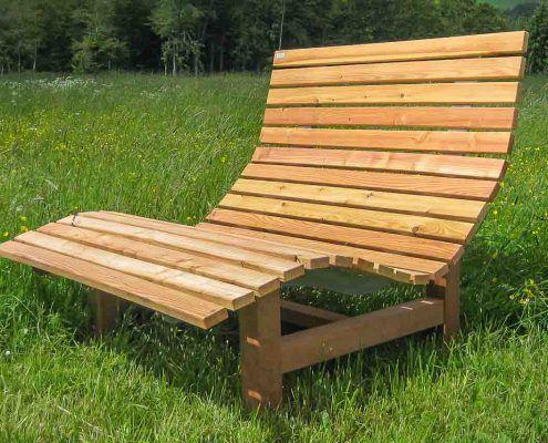 Waldsofa Aus Dem Sauerland Tischlerei Belke In 2020 Gartenmobel Design Doppelliege Holz Gartenbank Selber Bauen