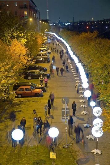 Berlin feiert : 25 Jahre Mauerfall