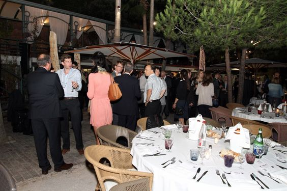 Business Diner 2014