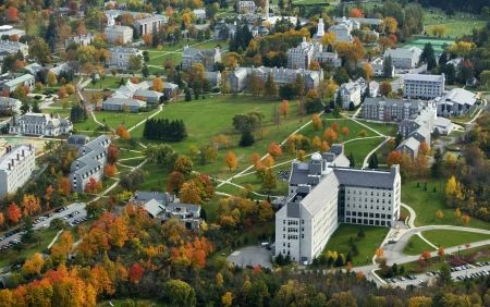 Fall on the Middlebury campus #FLVS #campus #fall http://www.middlebury.edu/middlebury_google_custom_search/go/sustainability