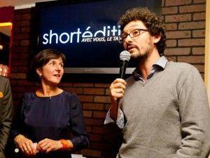 David Foenkinos soutient Short Edition et préside La Matinale de la littérature courte depuis maintenant 2 ans.