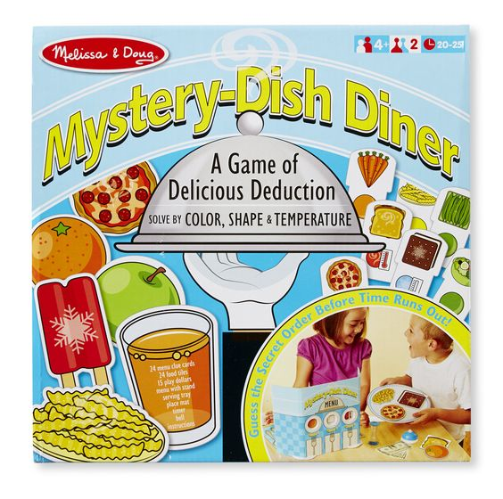 Mystery Dish Diner