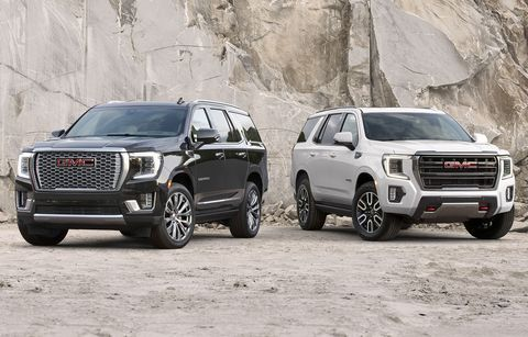 View Photos Of The 2021 Gmc Yukon And Yukon Xl In 2020 Gmc Yukon