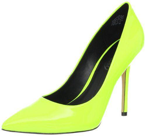 Boutique 9 Women's Justine1 Pump,Yellow,8 M US - [ Please Visit http://handbags.apparelique.com/shoes/boutique-9-womens-justine1-pumpyellow8-m-us/ For Price And Shipping Information] #Shoes