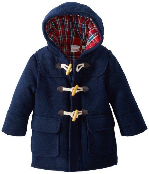 Toddler Duffle Coat - Sm Coats