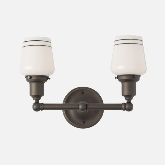 Irvine Wall Sconce Light Fixture | Schoolhouse Electric & Supply Co.