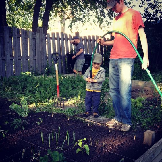 Cool Weather Planting and Gardening ideas for families