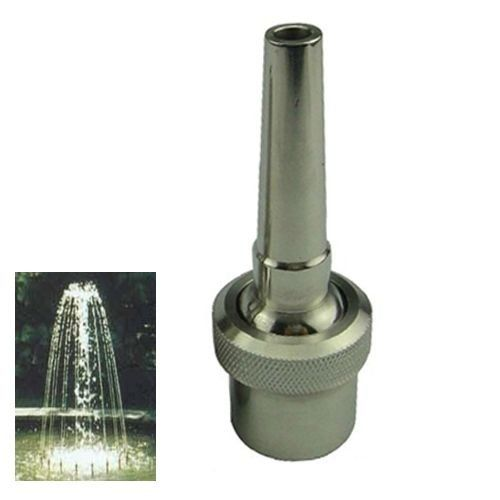 Navadeal 1dn25 Stainless Steel Multi Direction Jet Water Fountain Nozzle Spray Sprinkler Head