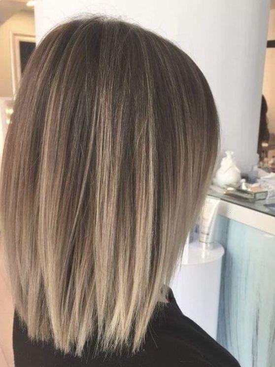 17+ Shoulder length straight bob hairstyles ideas