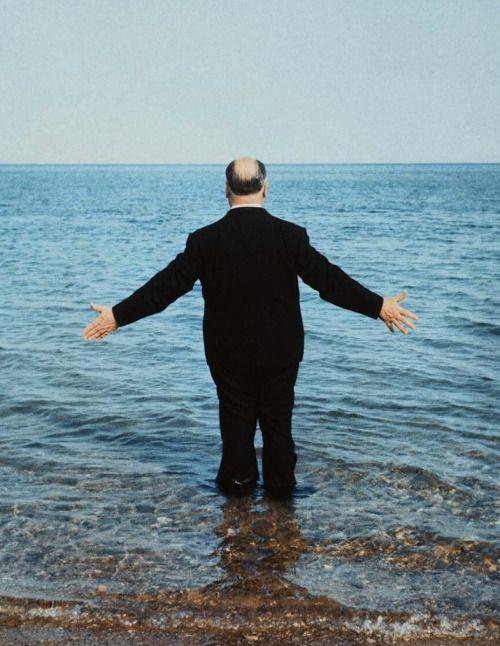 magictransistor:  Francois Gragnon, Alfred Hitchcock, Cannes,...