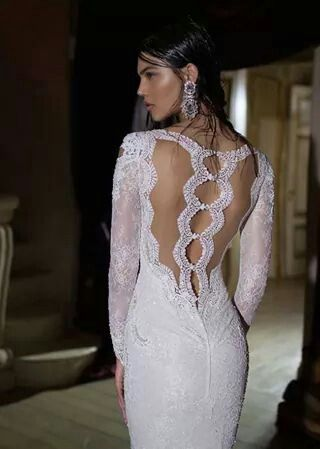 Berta Elite gown... Simply GORGEOUS