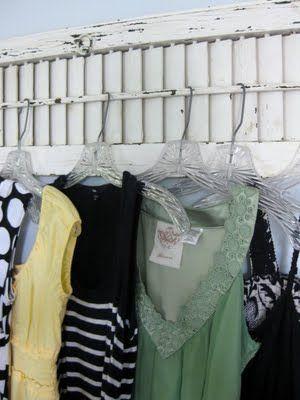 shutter to hang aprons
