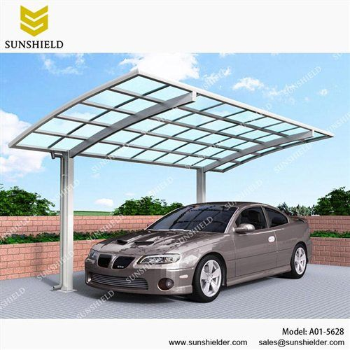 Alumimun Carport Glass Metal Car Canopy Single Carport Garage Sell Carport Canopy Florida Sheds In 2020 Carport Canopy Aluminum Carport Carport Designs