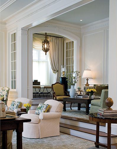 Superb Traditional Style New England Home Magazine Interiors Largest Home Design Picture Inspirations Pitcheantrous