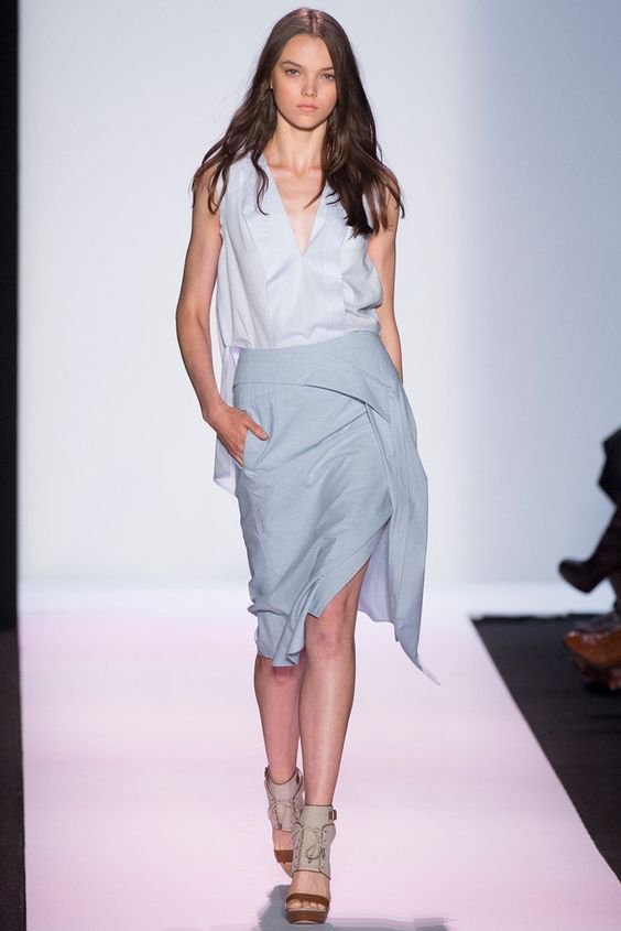BCBG Max Azria Spring 2014 Ready-to-Wear Collection