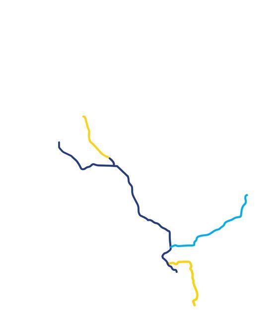 California High-Speed Rail route.svg