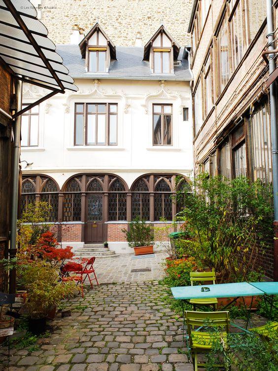 Paris bucolique #10 : en passant par la rue du Faubourg St Antoine | Les flâneries d'Aurélie