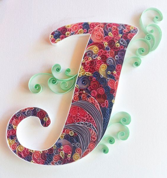 Crafting crush paper quilling projects crafting for Paper quilling art projects