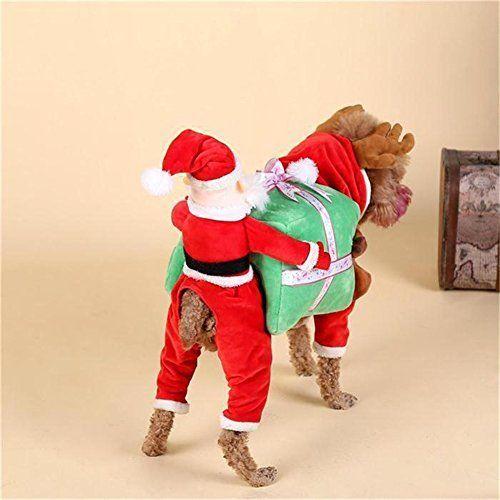 Nacoco Dog Costume Carrying Gift Box Big Dog Costumes Pets Dog