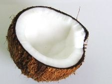 Coconut oil's been getting a lot of press lately for its amazing health benefits. It's great to cook with, adding a subtle richness to foods and doesn't break down at high temperatures meaning that it's perfect for frying. And, it's also great outside the kitchen! Here are some of the ways you can use it around the house.