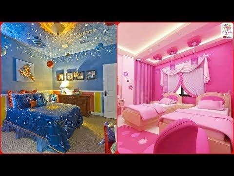 Kid Room Creative Decoration Ideas Kids Rooms Girl Baby And Boy
