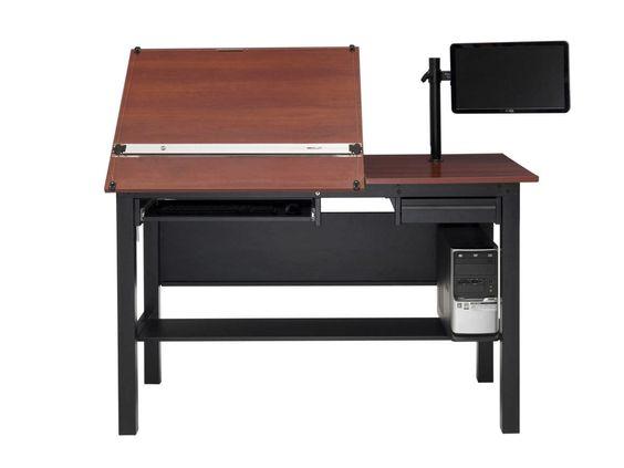 Mesas de dibujo con escritorio para arquitectos buscar - Mesas de arquitecto ...