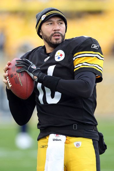 St. Louis Rams v Pittsburgh Steelers charlie batch #16
