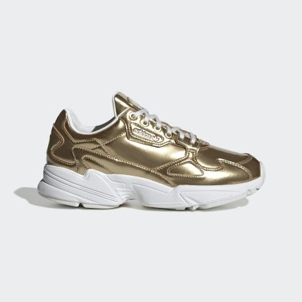 Falcon Shoes in 2020 | Gold adidas